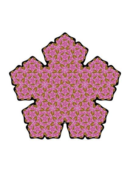 Pen-Rose Tiling