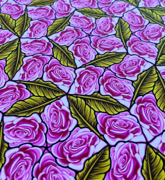 Pen Rose detail
